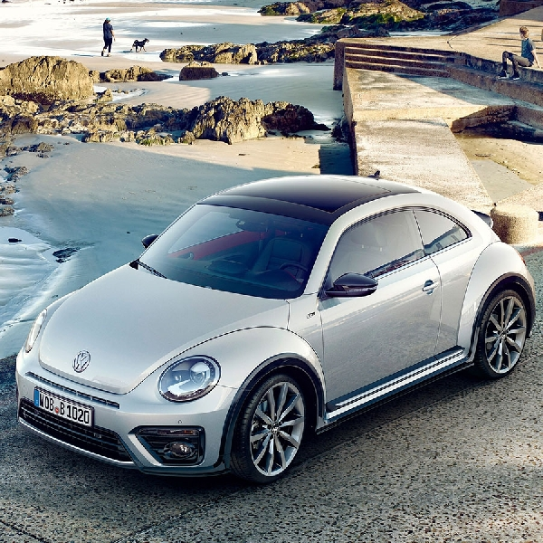 Volkswagen Beetle R-Line Ini Beda Dari Yang Lain