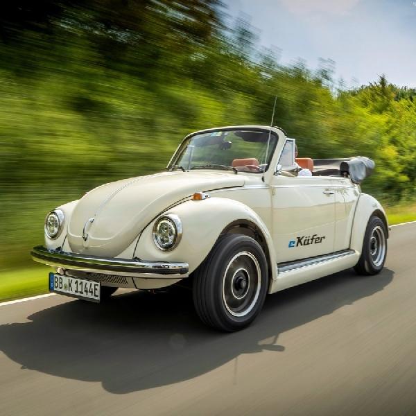VW Beetle Klasik Bisa Diubah Jadi Mobil Listrik, Loh!