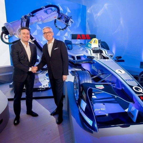 FE: Formula E Akhirnya Punya Partner Strategis