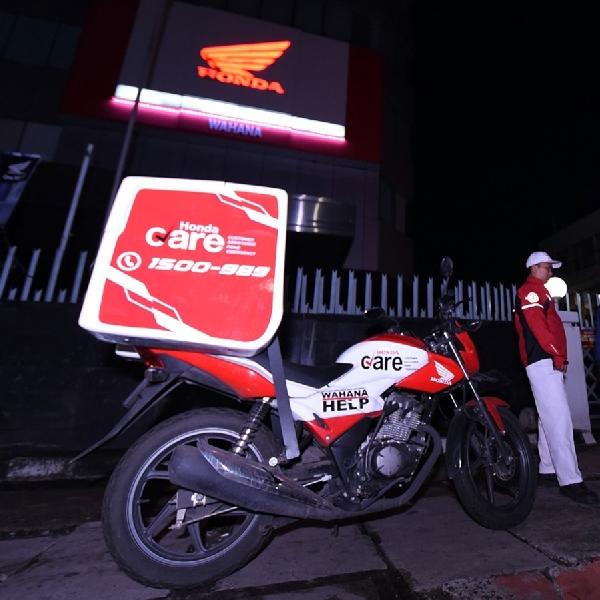 Wahana Honda Layani Konsumen 24 Jam