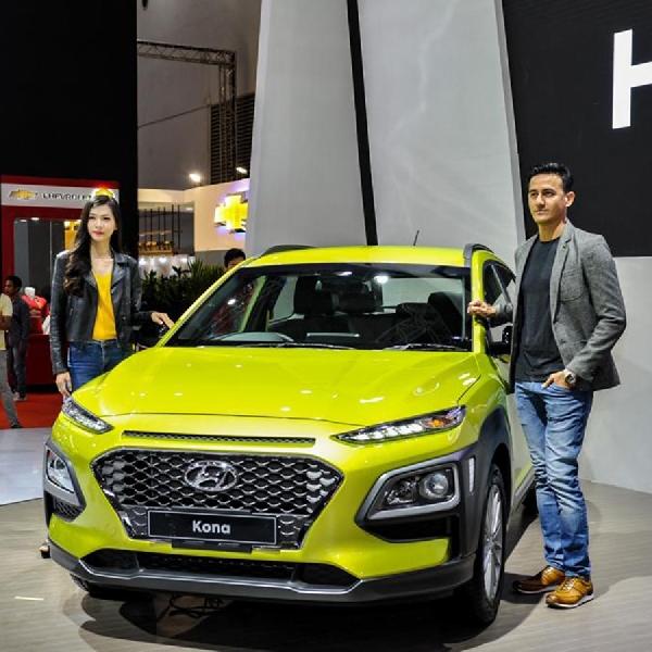 Hyundai Kona Raih Penghargaan Internasional