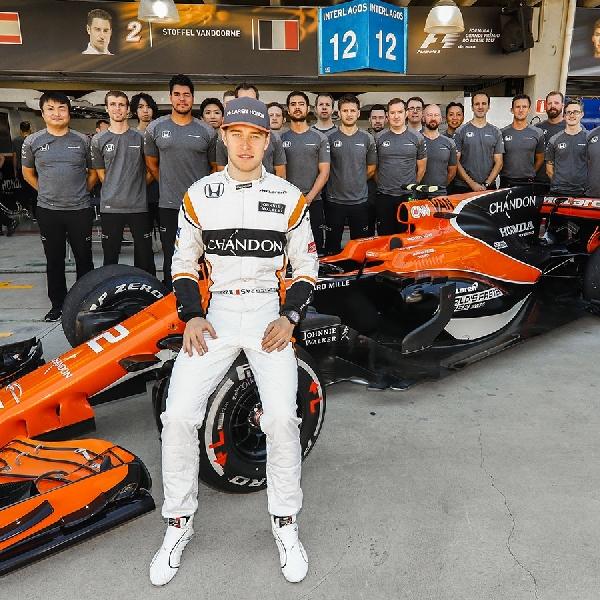 F1: Vandoorne - Saya Tidak Butuh Alonso Jadi Mentor