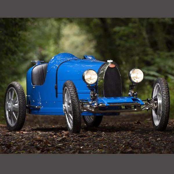 Begini Jadinya Kalau Bugatti Bikin Mobil Mainan
