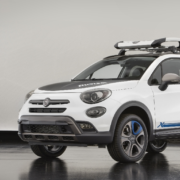 Konsep Modifikasi Fiat 500