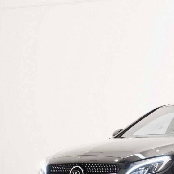 Brabus Perbaiki Tenaga Mercedes-Benz C450 AMG