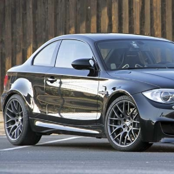 Modifikasi BMW 1 Series M Coupe Bertenaga Besar