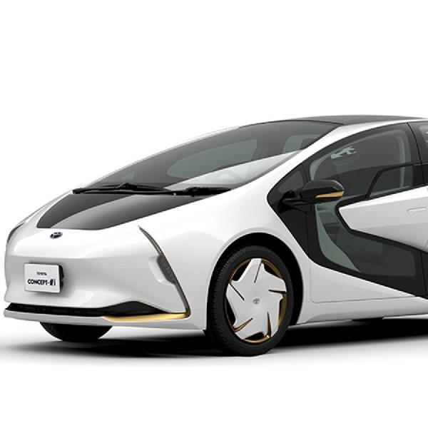 Toyota Kerahkan 3.700 Unit Kendaraan Listrik di Olimpiade 2020