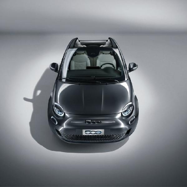 Generasi ke-3 Fiat 500 EV lebih Ramah Lingkungan