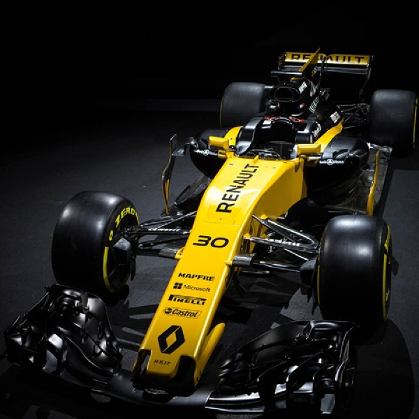 F1: Raih Top 10 - Renault Semakin Optimis