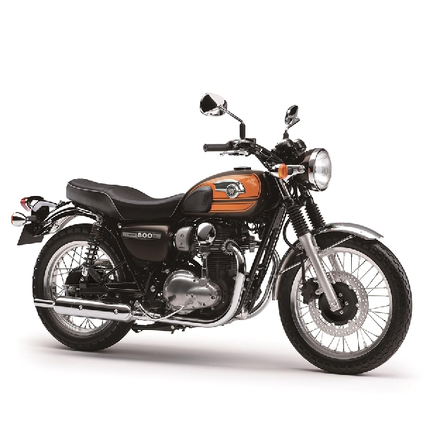 Kawasaki W800 Final Edition, akhir dari era W series