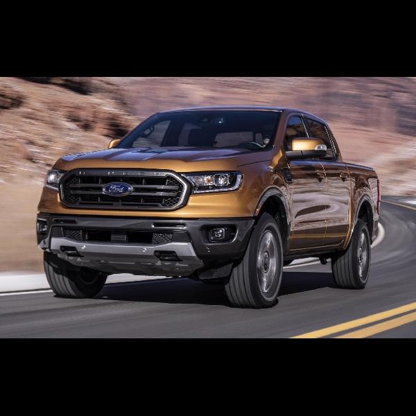 Ford Ranger Terbaru Mulai Rambah Amerika