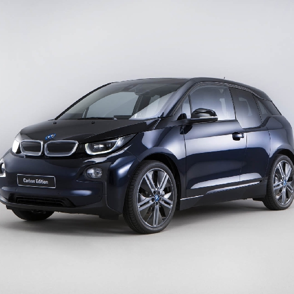 BMW i3 Carbon Edition - Khusus untuk Belanda