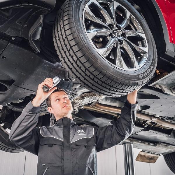 Yuk, Mumpung Gratis Servis Mazda Anda