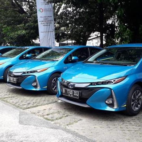 Pemerintah Siapkan Langkah Strategis Mobil Ramah Lingkungan