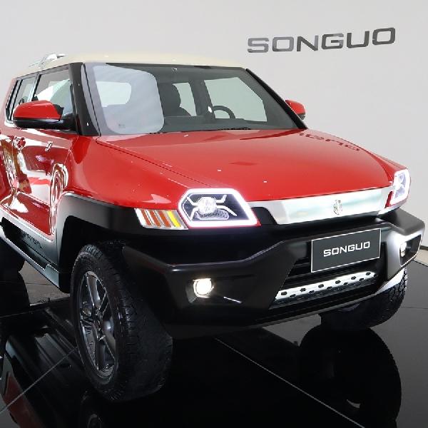 Songuo Motors Kini Rilis Merk NeuWai