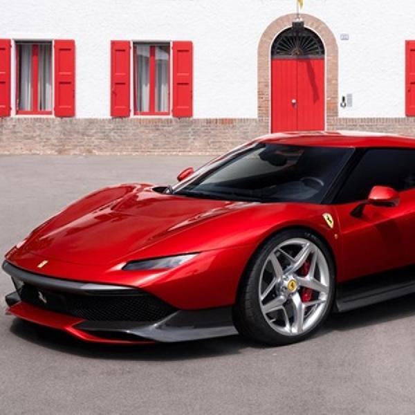 Ferrari SP 38, Perpaduan Antara F40 dan 308 GTB