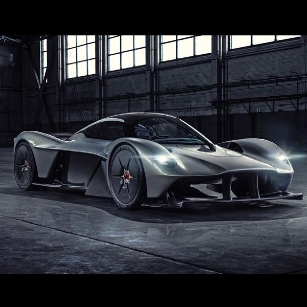 Valkryie Hypercar Aston Martin Bergaya New GT1, Sosok Penantang Mercedes Project One