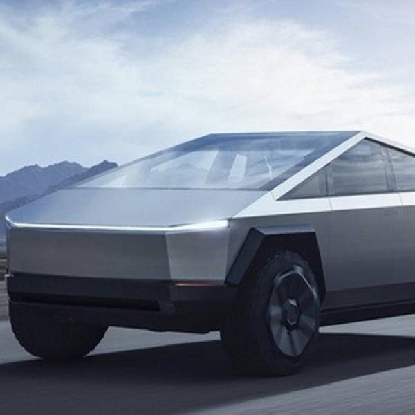 Part Baru Tesla Cybertruck Segera Diluncurkan