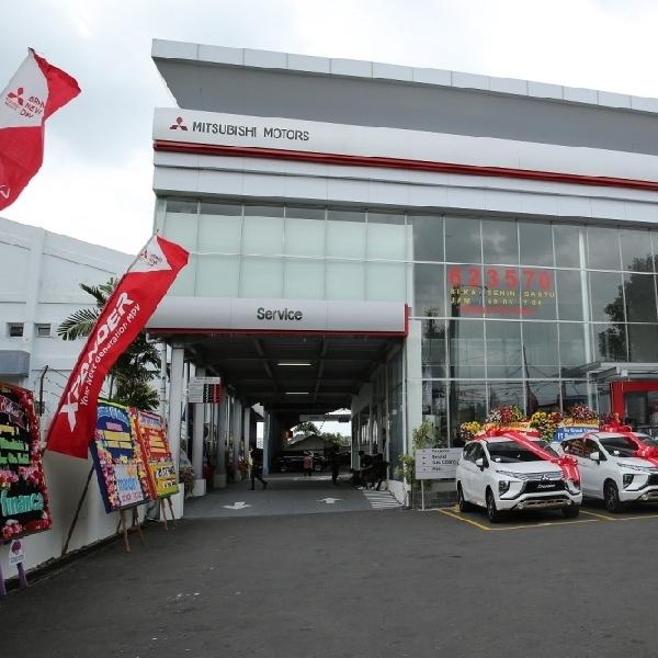 Mitsubishi Tambah Diler di Yogyakarta