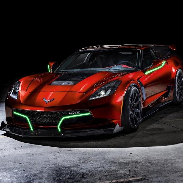 Corvette Listrik Modifikator ini tembus 340 km/jam
