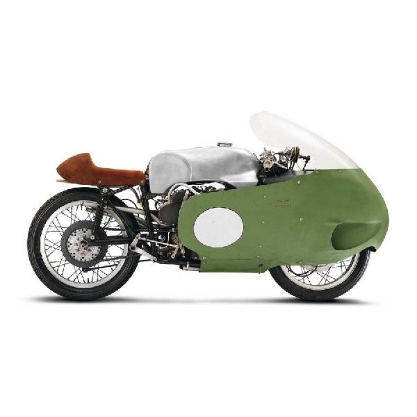 Peringatan 100 Tahun, Simak Kembali Koleksi Menarik Moto Guzzi