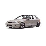Intip Honda Civic 1999 Hasil Modifikasi ATS Garage