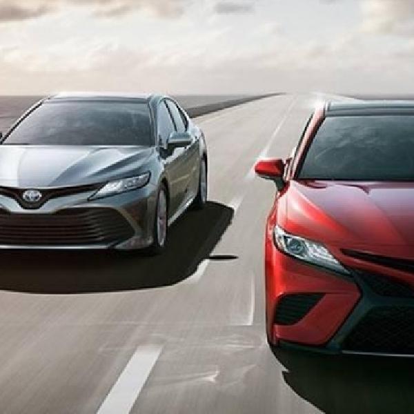 All-New Eight-Generation Toyota Camry Diluncurkan di Thailand, Begini Spesifikasinya