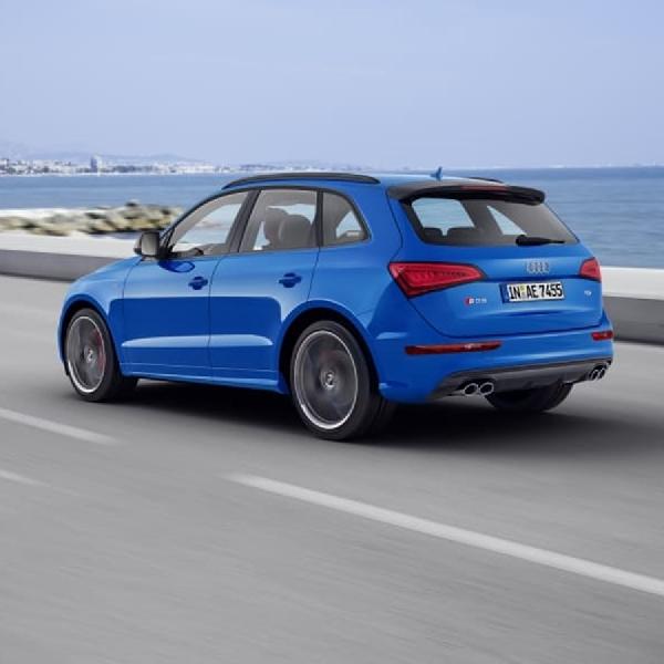 Kehadiran Audi RS Q5 Mulai Terkuak
