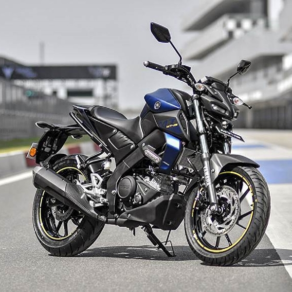 MT-15 Raih Penghargaan Bike of The Year