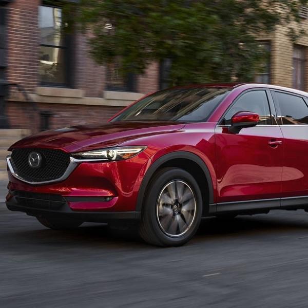 Mazda CX-5 Paling Laris Selama di GIIAS