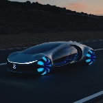 Terinspirasi Avatar, Intip Canggihnya Mercedes-Benz AVTR