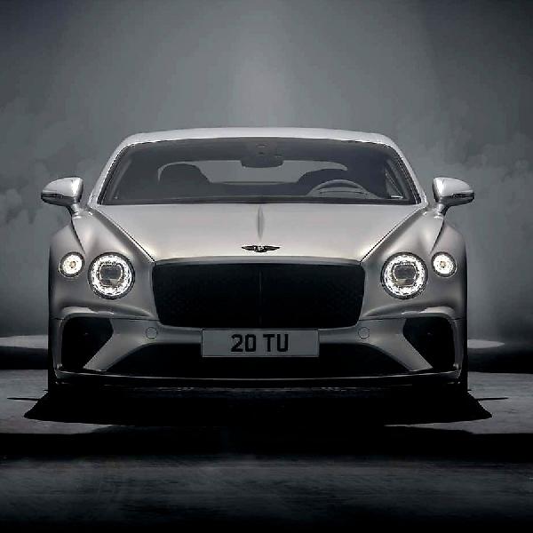 Bentley Paling Dinamis, Ini Dia Continental GT Speed Baru