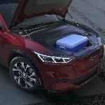 Ford Bandingkan Mustang Mach-E Jadi Rival Sepadan Tesla