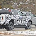 Intip Prototipe Ford Ranger Raptor 2023 Menyapu Jalanan