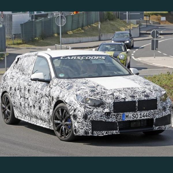 Generasi Penerus BMW 1 Series Tengah Disiapkan