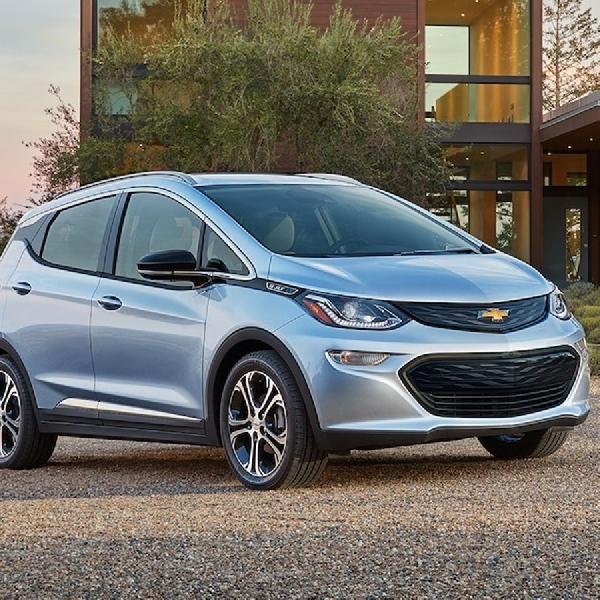 GM Akan Produksi Mobil Listrik Dengan Platform Chevy Bolt