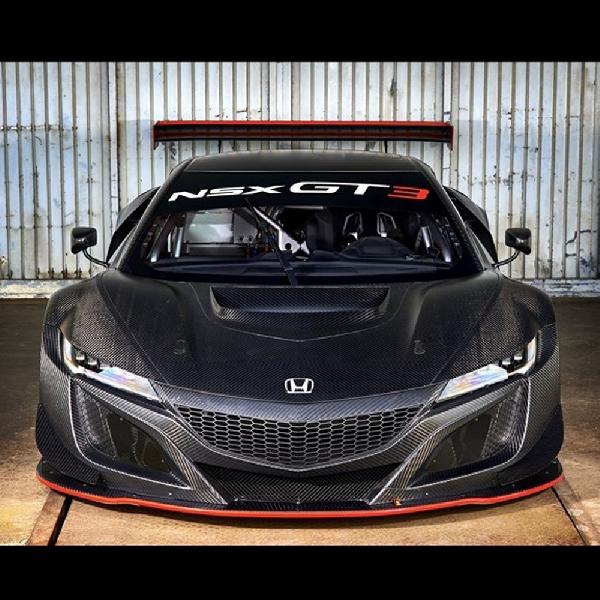 Honda Siap Terima Pesanan NSX GT3