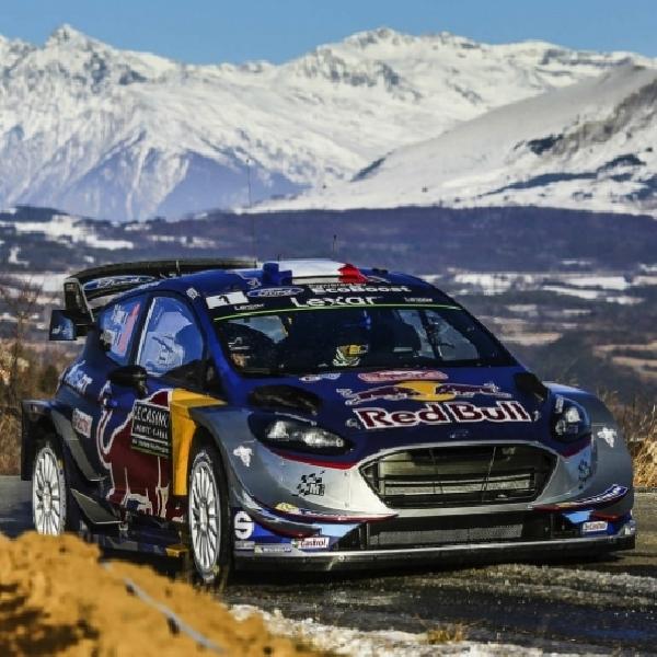 WRC: Sebastien Ogier pertahankan Posisinya di Tim M-Sport