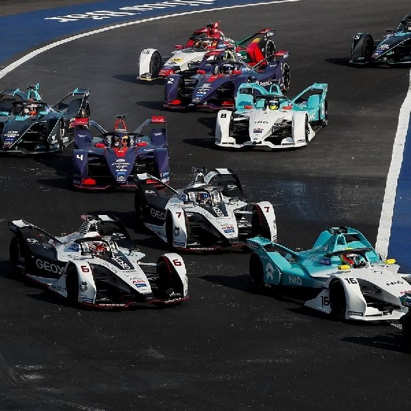 Formula E: Sirkuit London Diubah Menjadi RS Penanganan Korona