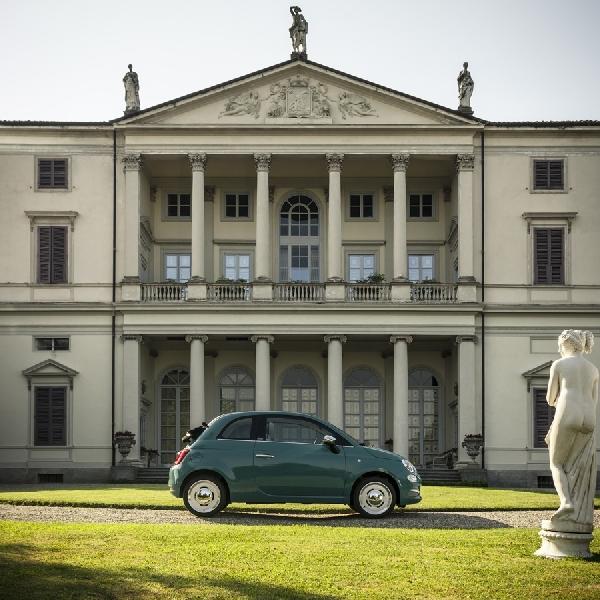 Fiat Rayakan 60 Tahun Fiat 500 Dengan Anniversario