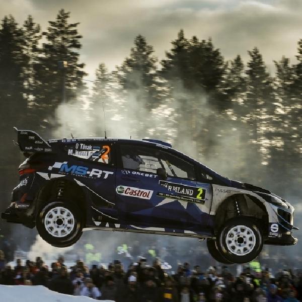 WRC: Rally Swedia Timbulkan Kontroversi Baru Terkait Kecepatan Mobil