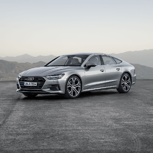 Perubahan Radikal Audi A7 Sportback
