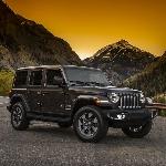 Jeep Ungkap Wrangler Terbaru di SEMA