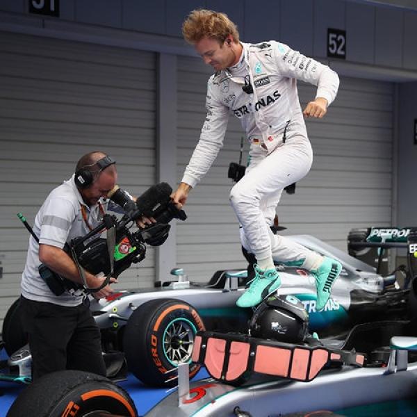 F1: Claire Williams Senang Nico Rosberg Menjuarai Formula 1 Musim 2016