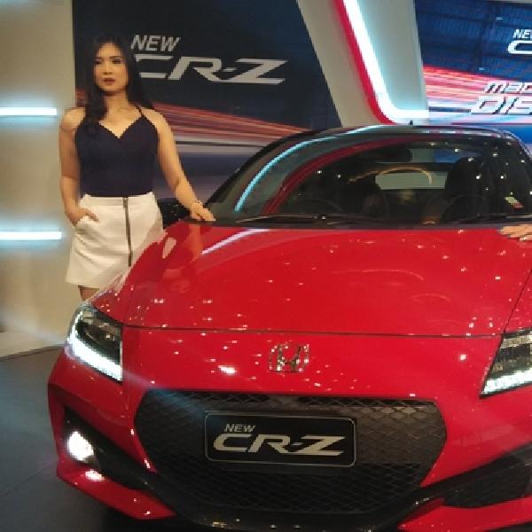 Inilah Perubahan New Honda CR-Z Hybrid dan Honda HR-V Spesial Edition JBL