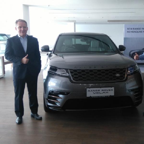 New Range Rover Velar Resmi Hadir di Jakarta