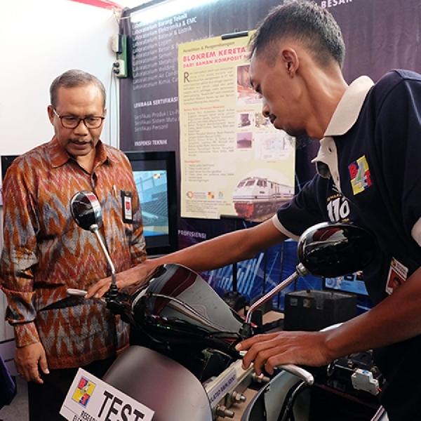 Akselerasi Industri Motor Listrik Terus Berlanjut