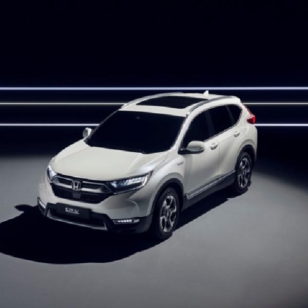 Honda Buka Selubung CR-V Hybrid Prototipe