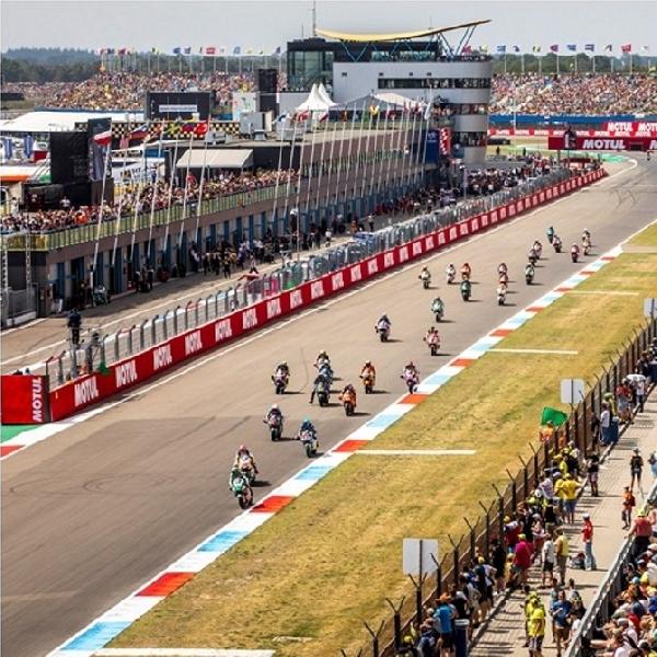 MotoGP: 11.500 Penggemar Diizinkan Hadir di GP Belanda 2021