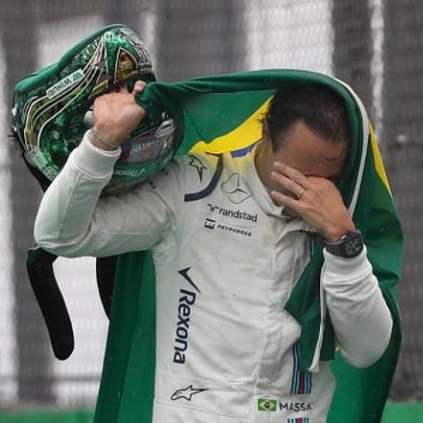 F1: Usai Sudah Masa Bakti Felipe Massa di Formula 1